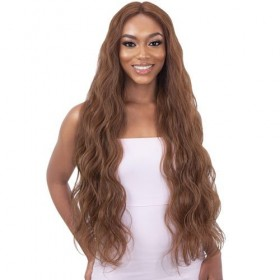 "MILKYWAY perruque SOFT BODY WAVE 28"" (Lace Front)"