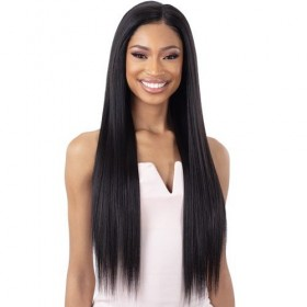"MILKYWAY perruque LIGHT YAKY STRAIGHT 30"" (Lace Front)"