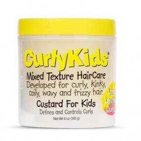 CURLY KIDS Curl Defining Jelly 180g (Custard For Kids)