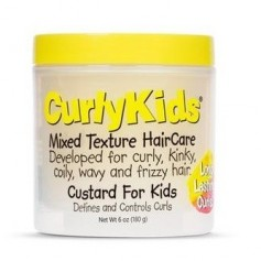 Gelée définissante pour boucles 180g (Custard For Kids)