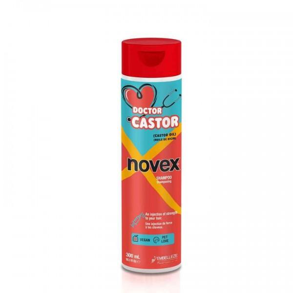 NOVEX Shampooing fortifiant HUILE DE RICIN 300ml