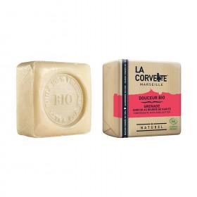 LA CORVETTE Organic Soap GRENADE 100g