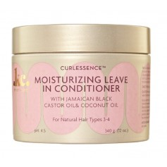 Leave-in moisturizer without rinsing BLACK RICIN OIL & COCO 320g (CurlEssence)