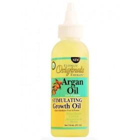 AFRICA'S BEST Huile stimulante pour la pousse ARGAN 118ml (Stimulating Growth Oil)