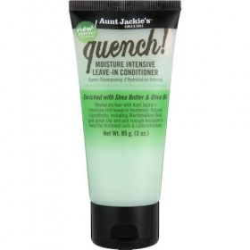AUNT JACKIE'S Mini Conditionneur sans rinçage 85g (Quench)