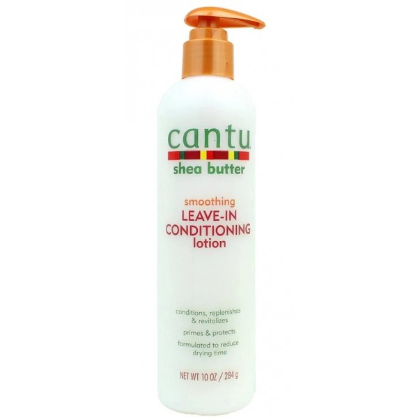 CANTU Lait lissant hydratant KARITE 284g LEAVE-IN CONDITIONING LOTION