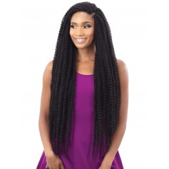 EQUAL natte JAMAICAN TWIST BRAID EXTRA LONG