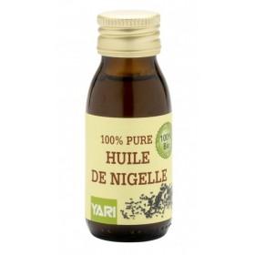 YARI Huile de CUMIN NOIR 100 % PURE (Nigelle oil) 60 ml