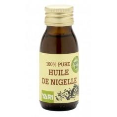 Huile de CUMIN NOIR 100 % PURE 60 ml (Nigelle oil)