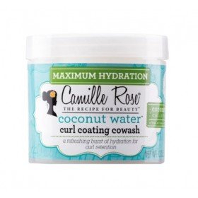 CAMILLE ROSE Whipped Hair Cream COCO WATER 354ml CURL COATING WASH