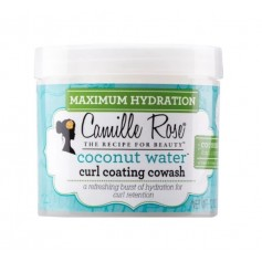 Whipped Hair Cream for Curls COCO WATER 354ml (CO-WASH)