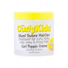 CURLY KIDS Crème pour boucles 170g (Curl Poppin Creme)