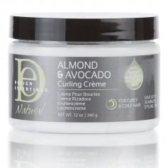 Crème pour boucles AMANDE & AVOCAT 340g