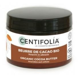 CENTIFOLIA Organic Cocoa Butter 100% PUR 125ml