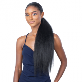 MILKYWAY NATURAL YAKY hairpiece 24'' (PonyPro)