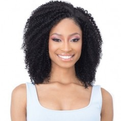 "MILKYWAY Naked Extensions à Clips COIL CURL 14"" (Clip-In)"