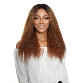 """MANE CONCEPT SOFT CRIMP wig 20""""-22"""" (Lace Front)"""