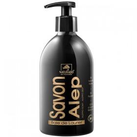 NATURADO Liquid Aleppo Soap LAWRY BAY 500ml