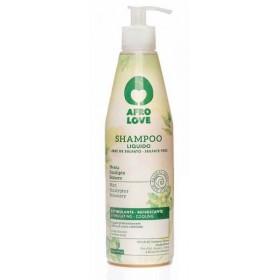 AFRO LOVE Shampooing stimulant MENTHE, EUCALYPTUS, ROMARIN 450ml