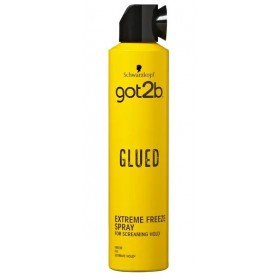 SCHWARZKOPF Laque GOT2BE Glued fixation extrême 300ml