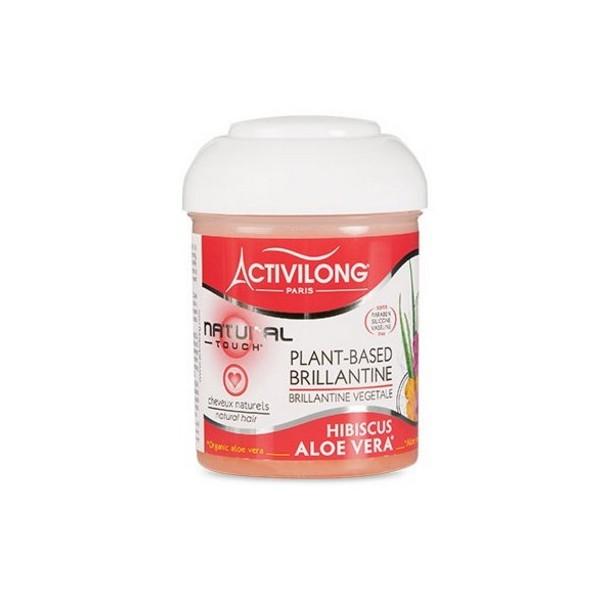 ACTIVILONG Brillantine HIBISCUS ALOE 125ml (Natural touch)