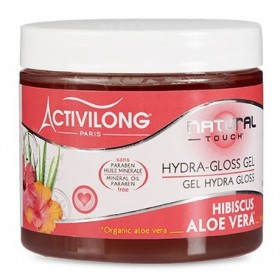 "ACTIVILONG Gel Hydra-Gloss ""effet mouillé"" NATURAL TOUCH 200ml"