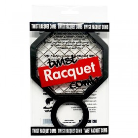 DREAMFIX Racquet Comb for twist (Twist Racquet Comb)