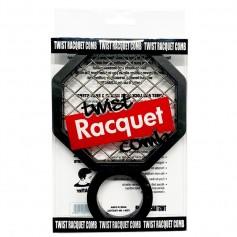 Peigne raquette pour twist (Twist Racquet Comb)
