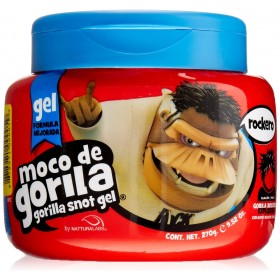 MOCO DE GORILA Gel capillaire 270g (Gorilla Snot Gel Rockero Jar Red)