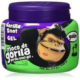 MOCO DE GORILA Gel capillaire 340g (Gorilla Snot Gel Xshine Jar Green)