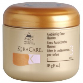 KERACARE Crème de coiffage 115g (Conditioning Creme Hairdress)
