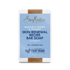 SHEA MOISTURE Savon revitalisant MANUKA YOGURT 227g (Skin Renewal Recipe Soap) - SUPERBEAUTE.fr