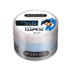 MORFOSE Cire colorante temporaire BLEU 125ml (BLUE)
