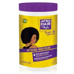 AFRO HAIR Masque capillaire ARGAN, RICIN & LIN 1kg (DEEP HAIR MASK)