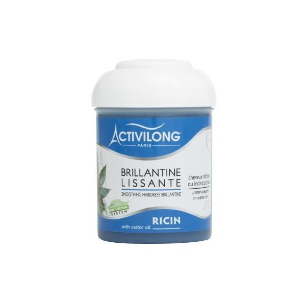 ACTIVILONG Brillantine lissante au Ricin 125ml