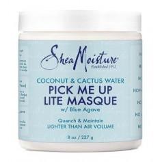 SHEA MOISTURE Masque capillaire COCO & EAU DE CACTUS 349ml (Coconut & Cactus Water)
