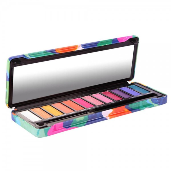 BE YOUR SELF MAQUILLAGE Palette Make-Up Artist HOT HOUSE 12g