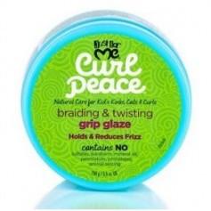 Beurre capillaire pour tressage GRIP GLAZE 156g (Curl Peace)
