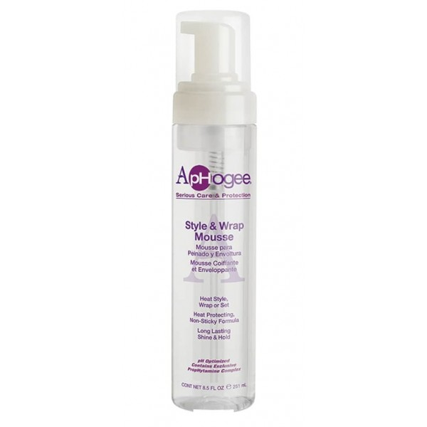 APHOGEE Mousse coiffante 251ml (Style & Wrap)