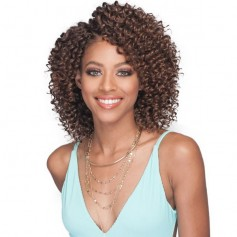 BOBBI BOSS natte 2X BRAZILIAN BEACH CURL 6""