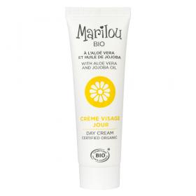 MARILOU ORGANIC ALOE & JOJOBA Day Cream 30ml
