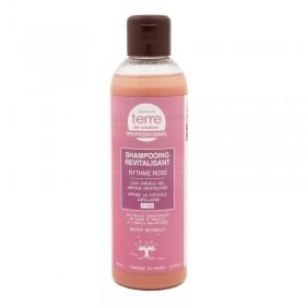 TERRE DE COULEUR Shampooing revitalisant SAUGE, BASILIC & ARGILE 200ml (Rythme Rose)