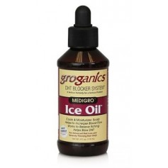 Huile rafraîchissante cuir chevelu 118ml ICE OIL
