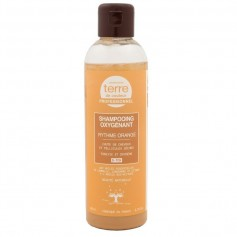 Shampooing oxygénant CANNELLE, GINGEMBRE & CITRON 200ml (Rythme Orange)