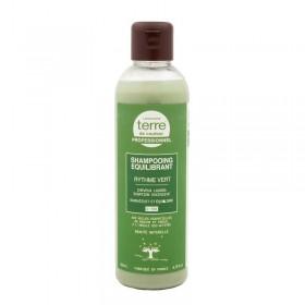 TERRE DE COULEUR Shampooing équilibrant MENTHE & PERSIL 200ml (Rythme Vert)