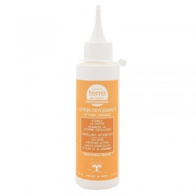 TERRE DE COULEUR Oxygenating Hair Lotion SILICIUM, ELEMI & GINGER 100ml (Orange Rhythm)