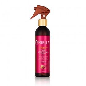 MIELLE Spray rafraichissant GRENADE & MIEL 240ml (Curl Refreshing Spray)