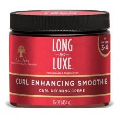 Crème définissante boucles SMOOTHIE Long & Luxe 454g