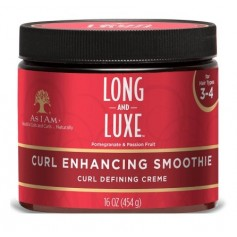 Curl Defining Cream SMOOTHIE Long & Luxe 454g