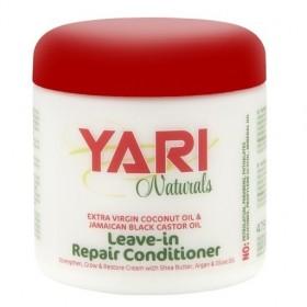 YARI Leave-in réparateur RICIN NOIR et COCO 475ml (Repair Conditioner)